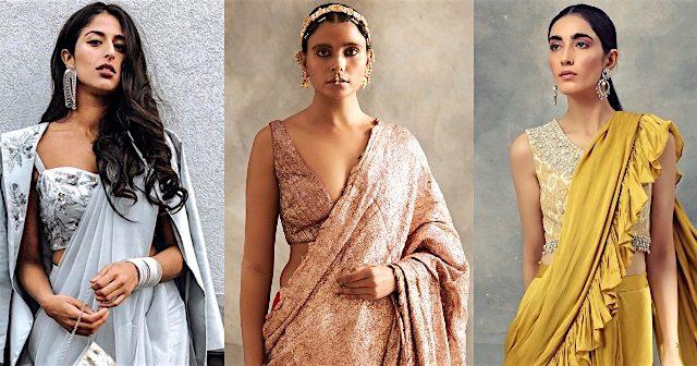 Latest Saree Trends – Women